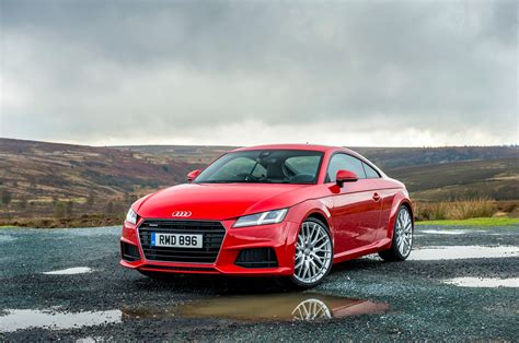 S Line 2015 by Audi Tt 2 0 Tfsi Quattro 2015 Review Car Magazine