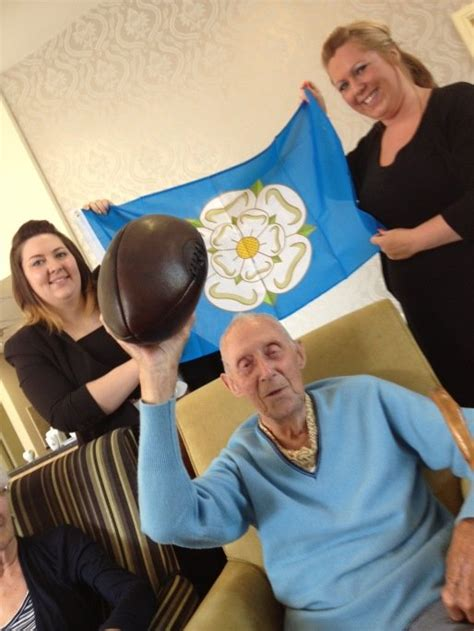 Care Home Reminisence Event Marks Yorkshire Day - Shackletons