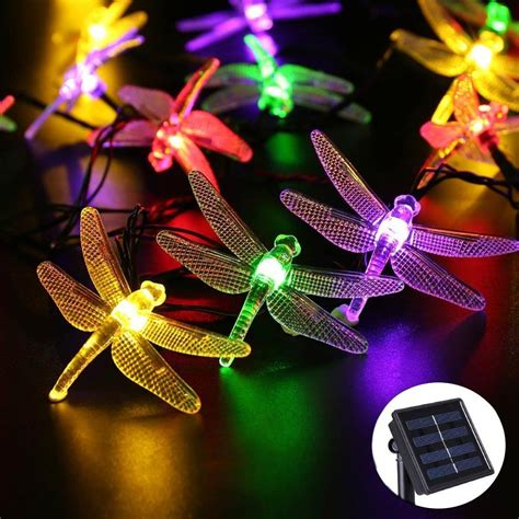aliexpress buy 6m 30 led dragonfly outdoor lighting