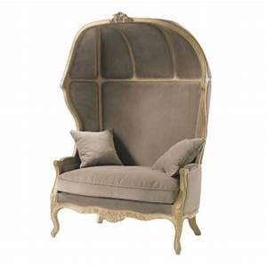 Méridienne Maison Du Monde : des fauteuils comme des carosses la cerise sur la d c ~ Melissatoandfro.com Idées de Décoration