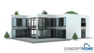contemporary house plans contemporary home ch168