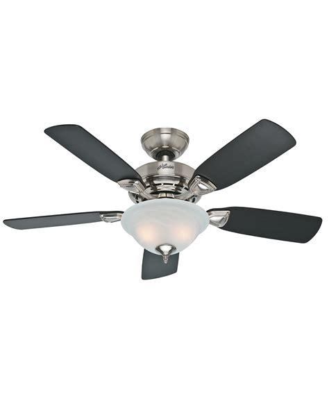 fan 52081 caraway 44 inch ceiling fan with light