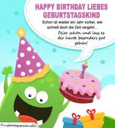 geburtstagssprüche für happy birthday liebes geburtstagskind geburtstagskarte für kinder geburtstagssprüche welt