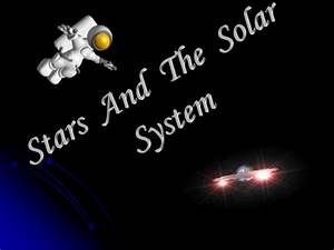 PowerPoint Solar System Project - Pics about space