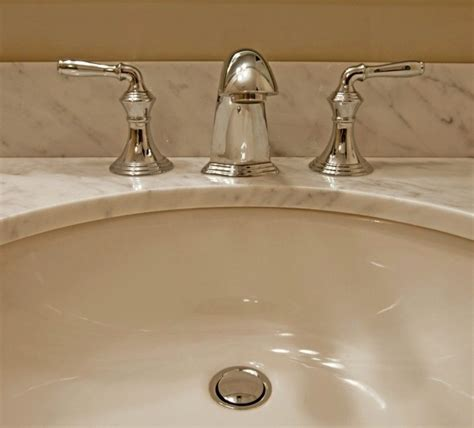 Remove Bathroom Sink by Removing Stains From A Porcelain Sink Thriftyfun