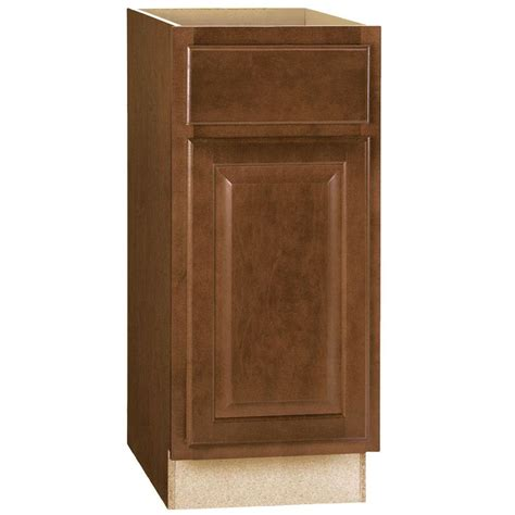 kitchen cabinet drawer glides hton bay hton assembled 15x34 5x24 in base kitchen 5374