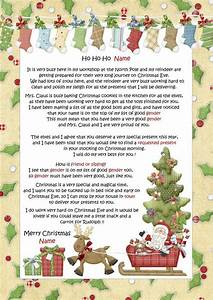 well santa letters from north pole letter format writing With free sample santa letters from north pole