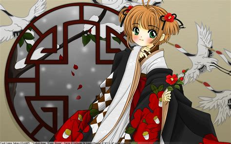 Anime Characters Wallpaper - cardcaptor hd wallpaper and background