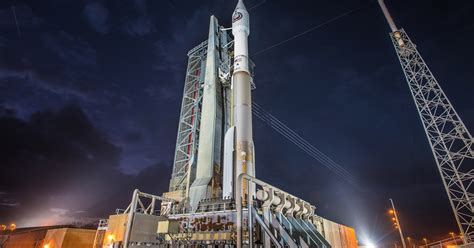 Atlas V rocket launches from Cape Canaveral with secret ...