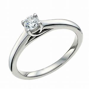 the forever diamond 9ct white gold 1 4 carat diamond ring With forever wedding rings
