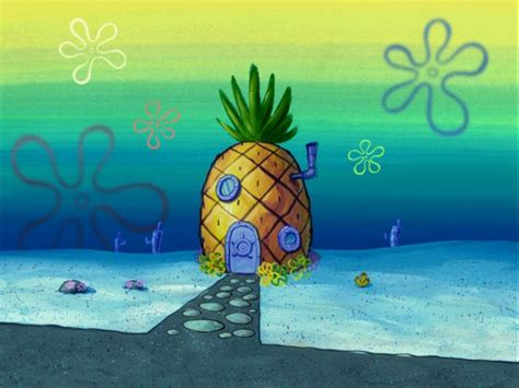 spongebob pineapple house image spongebob s pineapple house in season 6 3 png