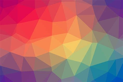 Abstract Geometric Shapes In by Free Illustration Color Triangle Geometric Free Image