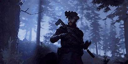 Warfare Bravo Duty Call Cod Six Mw