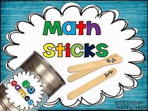 Pin by Melanie Terry on School - Math | Math centers, Math ...