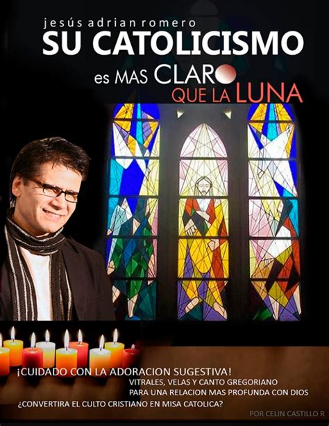 Jesus Adrian Romero Catolico