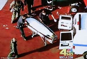 Michael Jackson Death Photos