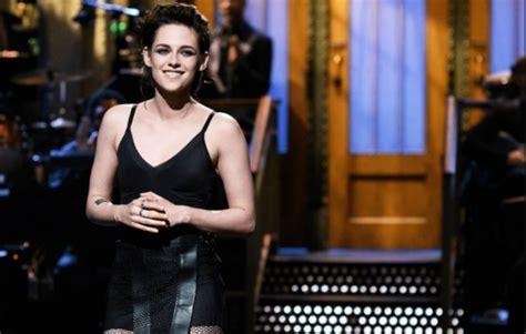 Kristen Stewart Is Amazing On Saturday Night Live Curve