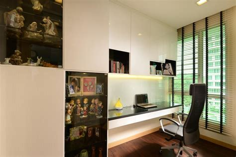 Interior Design Ideas At Home by Modern Study Room Interior Design Singapore Interior