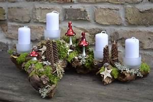 Weckgläser Weihnachtlich Dekorieren : adventsgesteck auf zum gipfel von moneria auf ~ Watch28wear.com Haus und Dekorationen
