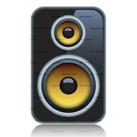 Speaker Clip At Clker Vector Clip Speaker Box Clipart Clipart Suggest