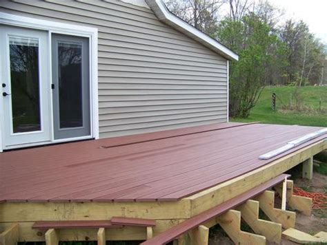composite deck composite deck menards
