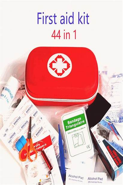 Aid Camping Medical Bag Emergency Empty Survival