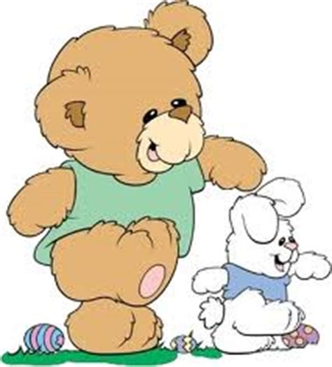 Bear and rabbit joke