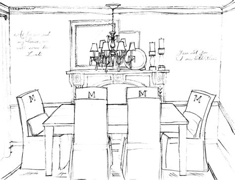 dining room drawing uncategorized millerhomestead s page 2 78889