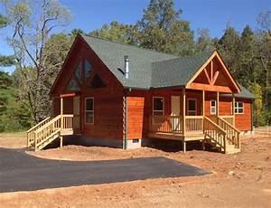 log cabin modular homes prices : Modern Modular Home