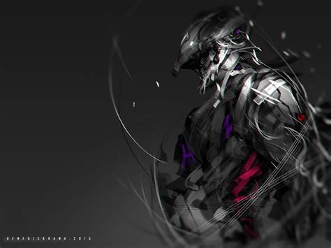 Warframe Animated Wallpaper - artstation warframe fan benedick bana