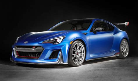2018 Subaru Brz Turbo Review And Price  Cars Review 2019 2020