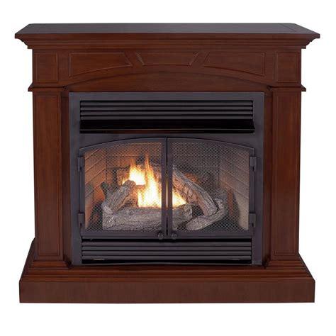 shop cedar ridge hearth   dual burner vent