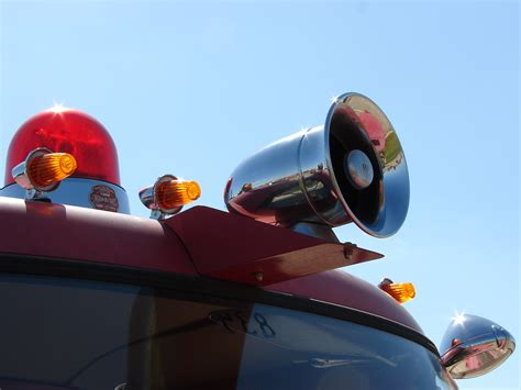 truck lights and sirens network monitoring redmine networks