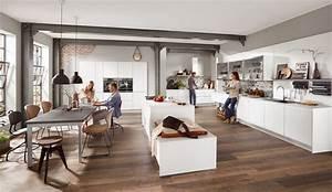 Moderne Küchen Bilder : moderne einbauk che norina 5526 alpinweiss lack grifflos k chenquelle ~ Sanjose-hotels-ca.com Haus und Dekorationen