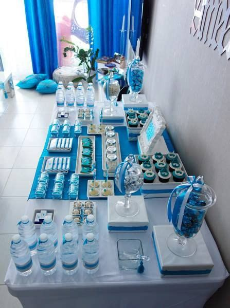 turquoise crown dessert table  wunderkind celebrations
