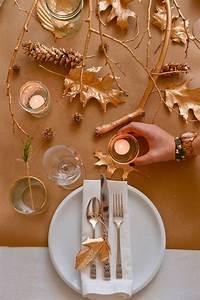 Herbst Tischdeko Natur : tischdeko herbst 41 dekoideen diy modern und im skandinavischen stil deko feiern diy ~ Bigdaddyawards.com Haus und Dekorationen
