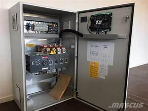 Used Ats Panel 800a - Max 550 Kva