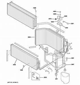 Ge Az28e12dabm1 Room Air Conditioner Parts