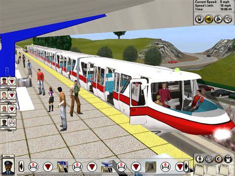 Trainz Railroad Simulator 2006 Demo Sector