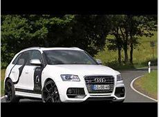 2013 Audi SQ5 TDI Tuned to 400 Horsepower by B&B tuning