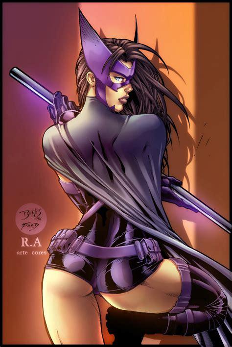 dc comics huntress wallpaper wallpapersafari