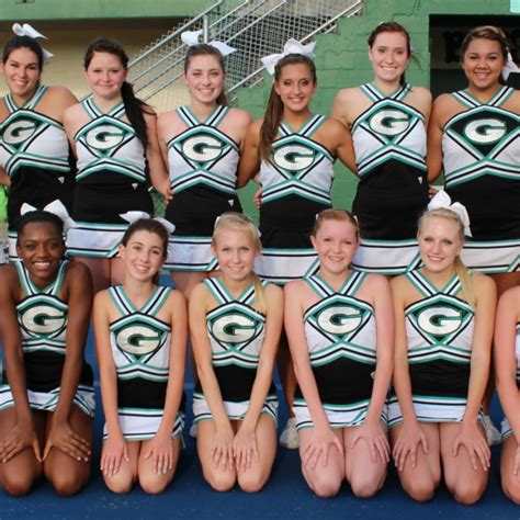 cheer tryout results gulf high school