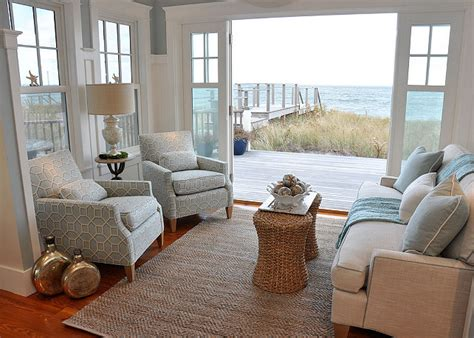 Beach Home Decor Ideas: Dream Beach Cottage With Neutral Coastal Decor