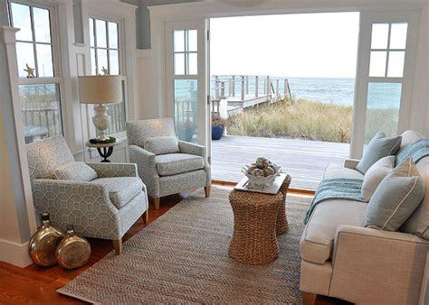 Dream Beach Cottage With Neutral Coastal Decor-home