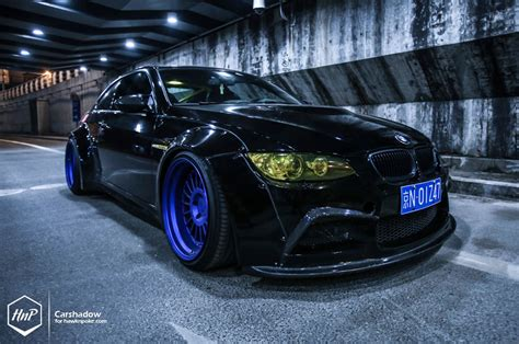 Chinese Liberty Walk Bmw M3 Is Insane! Gtspirit