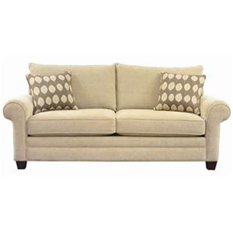bassett alex casual upholstered chair and a half dunk