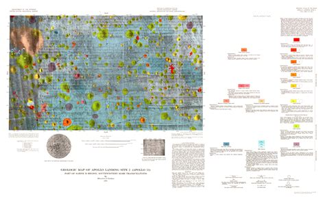 Usgs Geologic Atlas Of The Moon