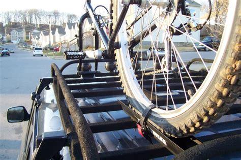 yakama roof rack home made bike racks ih8mud forum