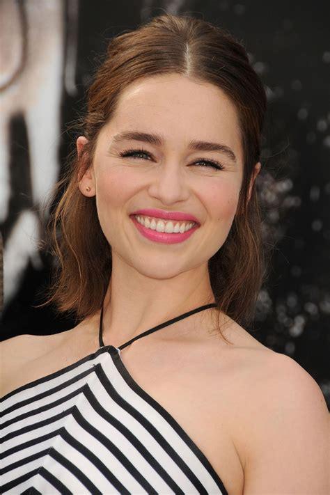 Emilia Clarke – Terminator: Genisys Premiere in Hollywood ...