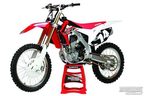 mxas  honda crf motocross test mellow meister